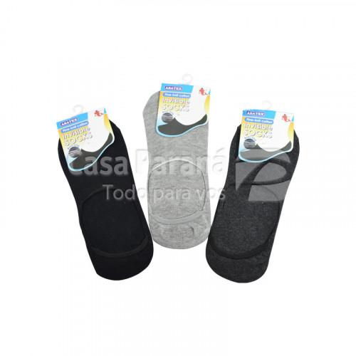 Media unisex de 3 piezas calce del 36 al 38