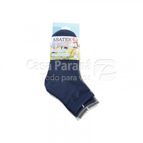 Media unisex de 3 piezas calce del 15 al 21