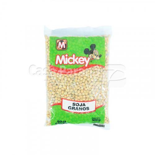 Soja en grano de 500 g