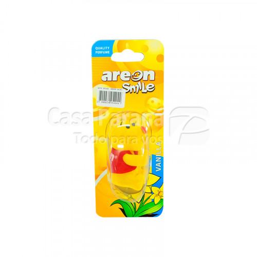 Desodorante para vehiculo con diseño aroma vainilla
