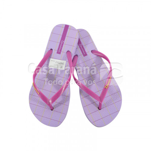 Zapatilla para dama calce del 35 al 38 en color lila
