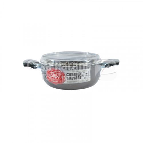 Cacerola antiadherente de 1,7 litros