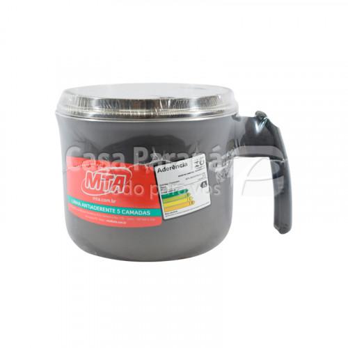 Hervidora de teflon antiadherente de 1,7 litros