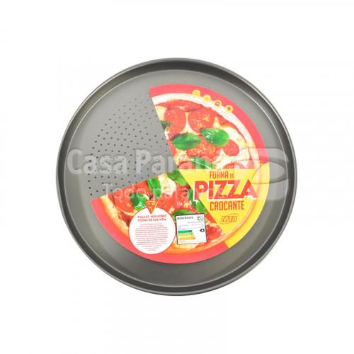 Bandeja para pizza antiadherente