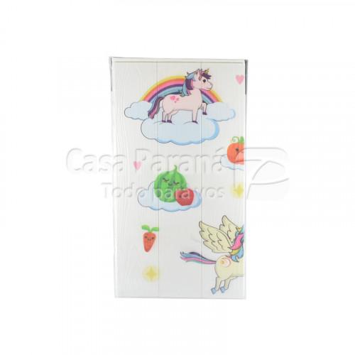 Sticker adhesivo infantil para pared de 70x70 cm