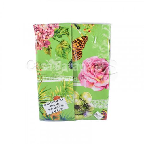 Mantel de plastico especial de 1.40x2.50