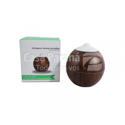 Humificador de aromas diseño de madera
