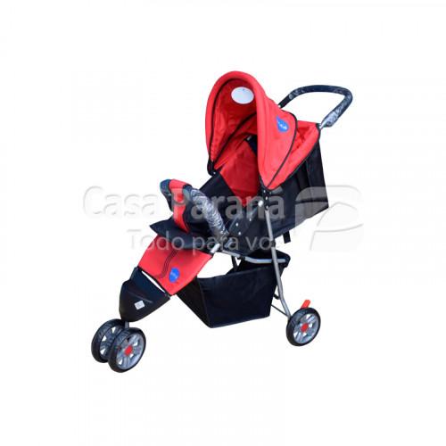 Carrito para bebe de 3 ruedas