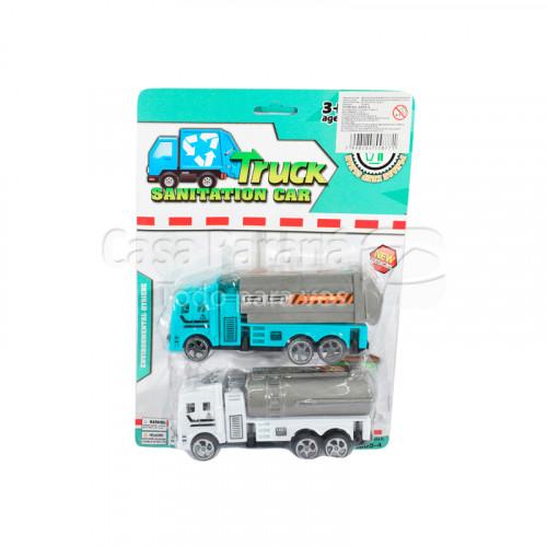 Camion de 2 piezas