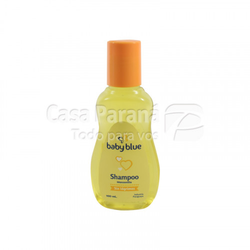 Shampoo de manzanilla para bebés de 100 ml