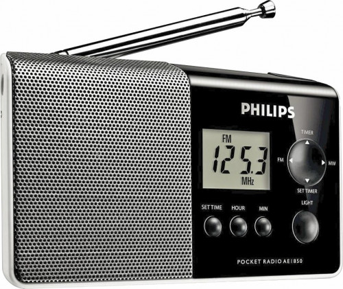 Radio Portatil Philips Mod Ae1850/00
