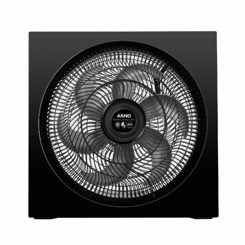Ventilador Circulador Arno Turbo Silencio Max 6 Aspas 126w