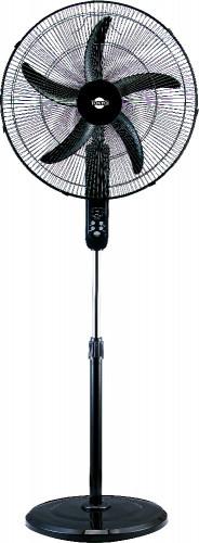 Ventilador Tokyo De Pie20-super Fresh C/cntrl 5aspas 3veloc 90w220v50hz