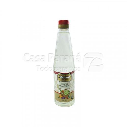 Vinagre de alcohol sin T.A.C.C de 500 ml