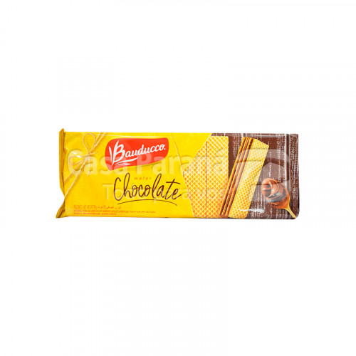 Galletita bauducco chocolate 78 GR.