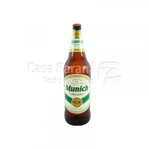 CERVEZA MUNICH ORIGINAL RET. 970cc