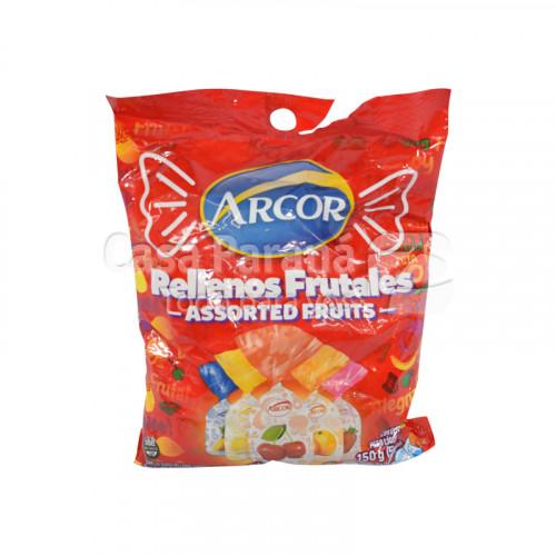 Caramelo con relleno frutal de 150 gr