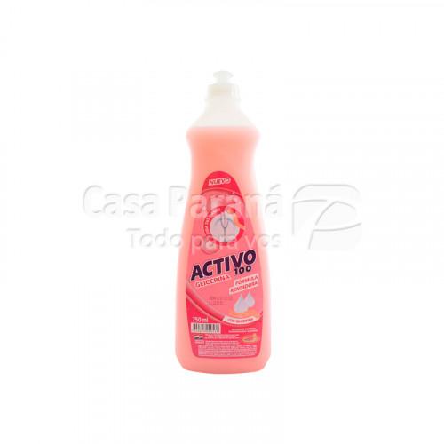 Detergente glicerina de 750 ml