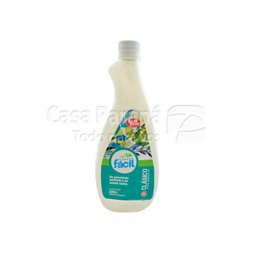 Plancha facil aroma suave sin pulverizador de 500cc