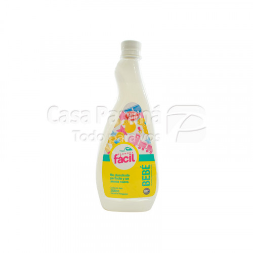 Plancha facil aroma bebe sin pulverizador de 500cc