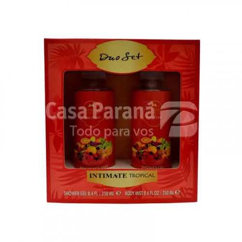 Pack de colonia aroma frutal de 2 unidades
