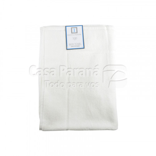 Toalla para pie de 50x70 cm color blanco