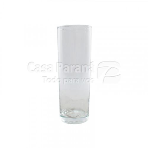 Vaso largo de vidrio de 320 ml