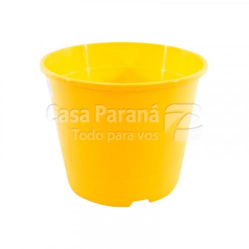 Macetero de plastico lima No. 14
