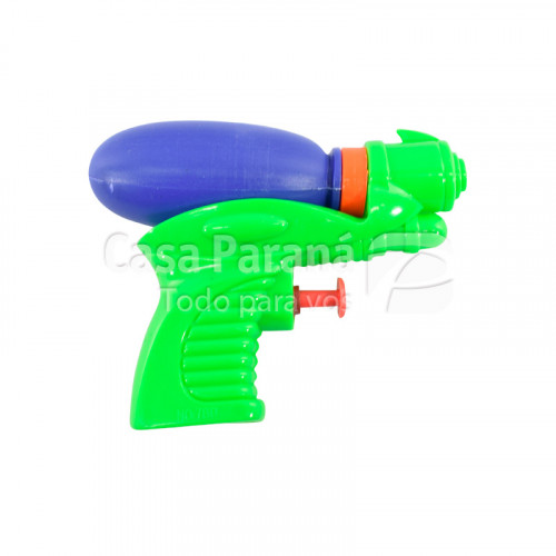 Pistola lanza agua