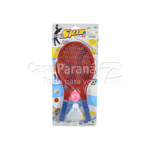 Juego de raqueta