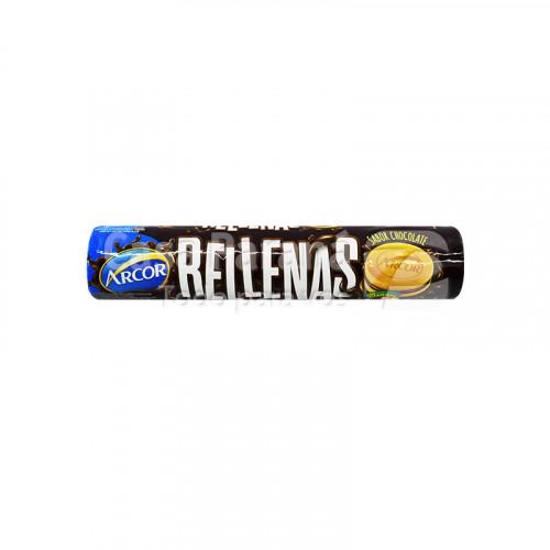 Galletita ARCOR relleno 120 gr. chocolate 1x56