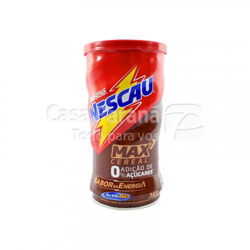 NESCAU MAX 0% AZÚCAR Chocolate Polvo 165g