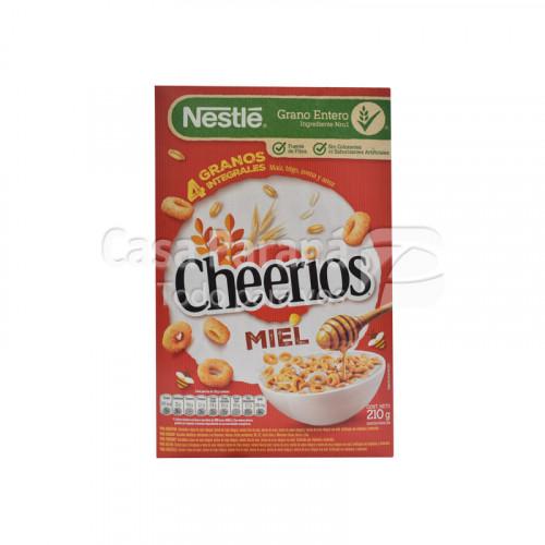 Cereal CHEERIOS HONEY 210g NESTLE