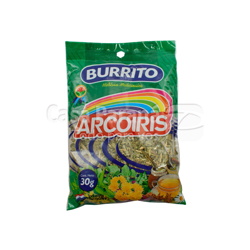 Burrito en sobrecito de 30 gr