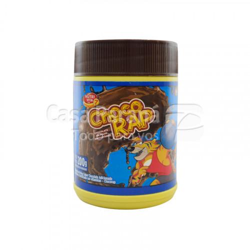 Chocolate en polvo CHOCORAP 200 gr.