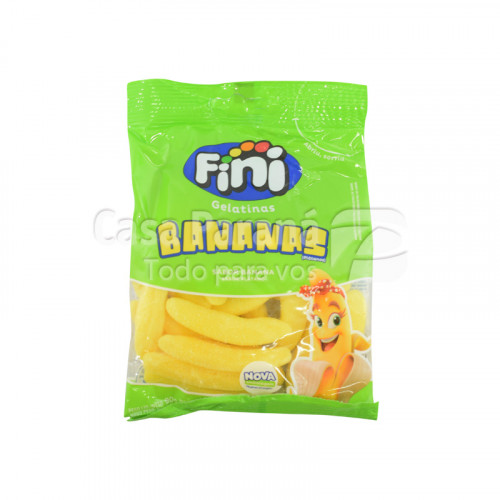 COMEST. Fini bananas 12x100 gr.
