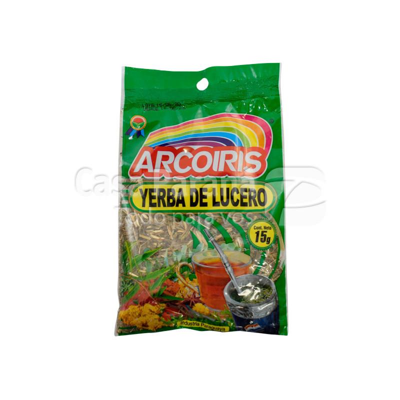 Yerba lucero en paquete de 15gr.