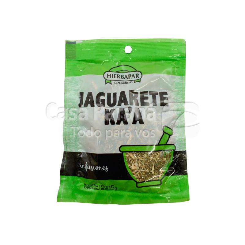 Jaguarete ka a en sobrecito de 15 gr