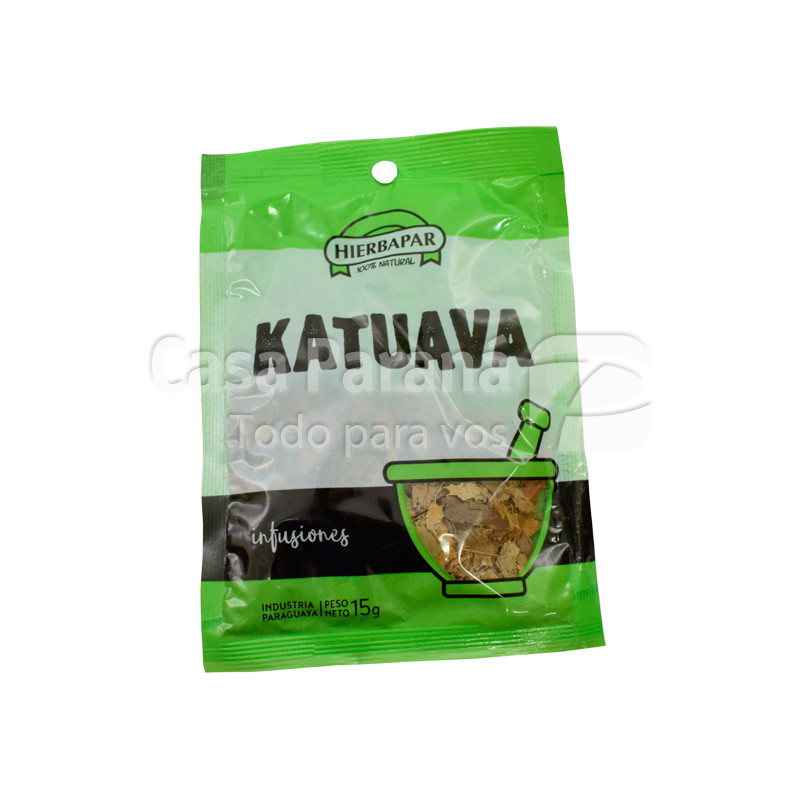 Katuava en sobrecito de 15 gr