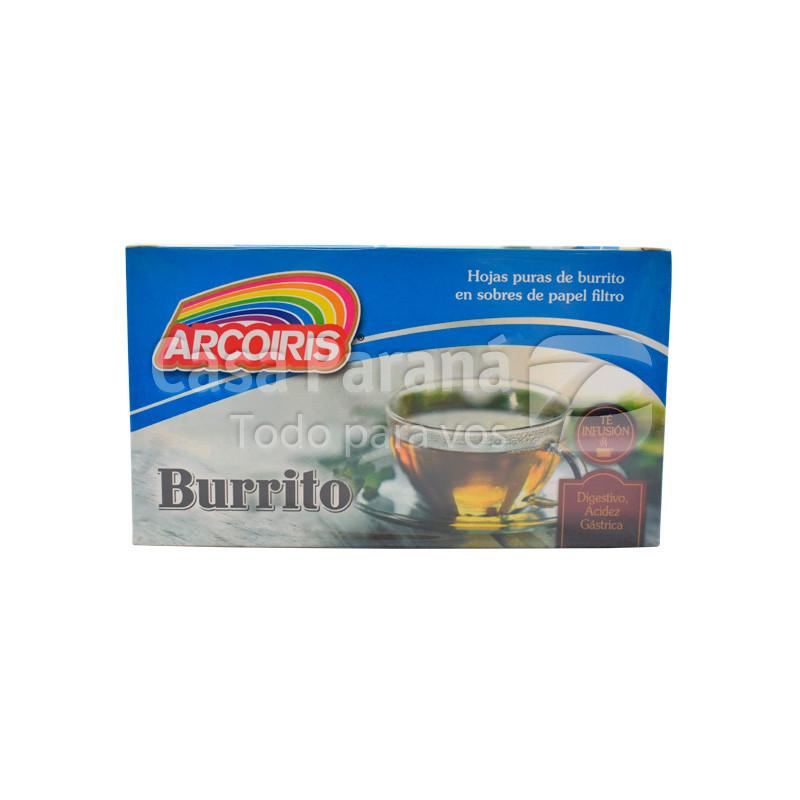 Te de burrito en caja