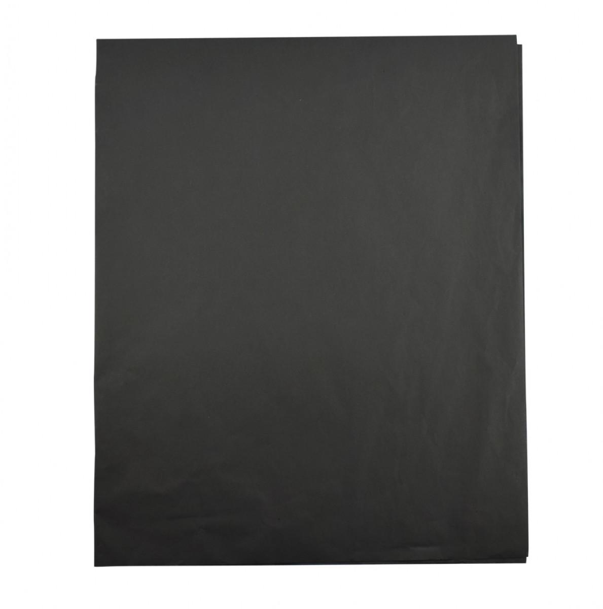 Papel de seda  negro 48x60